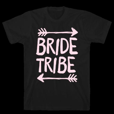 Bride Tribe Mens T-Shirt