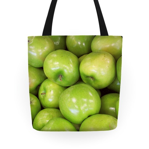 Green Apple Tote Tote