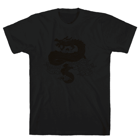 The Year of the Dragon 2012 Mens T-Shirt