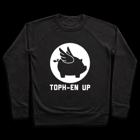 Toph-en Up Pullover