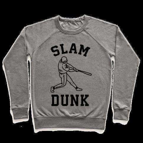 Slam Dunk Baseball Pullover