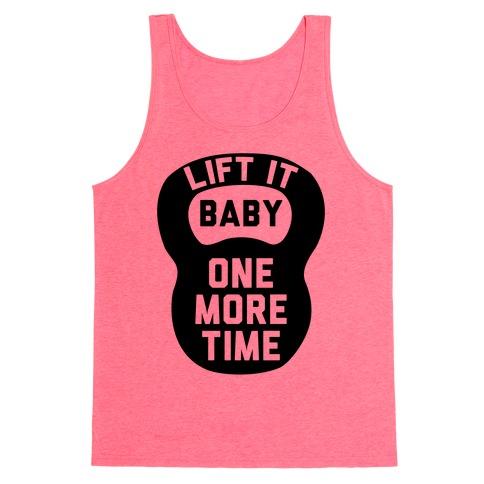 Lift It Baby Tank Top