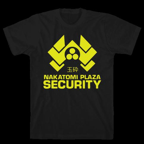 Nakatomi Plaza Security