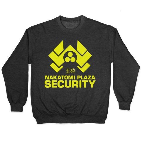 Nakatomi Plaza Security Pullover