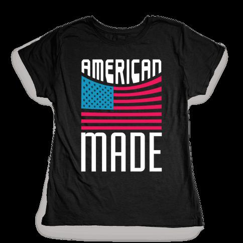 American Made Womens T-Shirt