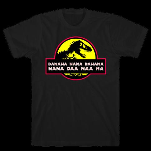 Da Nana Nana Da Nana Nana Daa Naa Na Mens T-Shirt