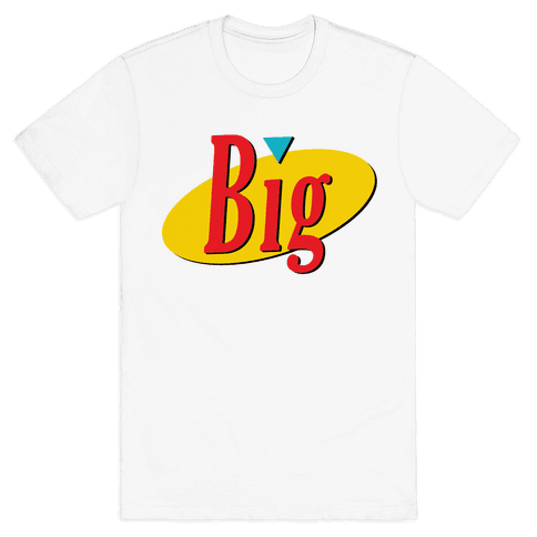 Big Seinfeld Mens T-Shirt