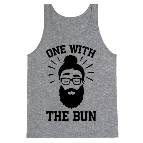 One With The Bun Tank Top