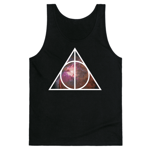 Deathly Hollows Tank Top