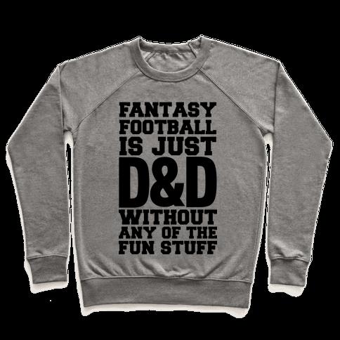 Fantasy Football Pullover