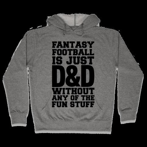 Fantasy Football Hooded Sweatshirt
