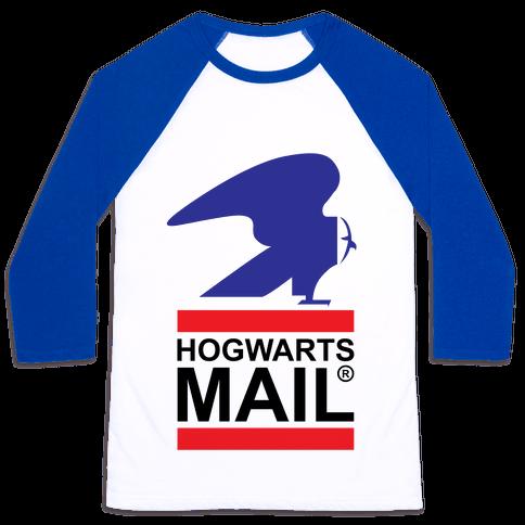 Hogwarts Mail Baseball Tee
