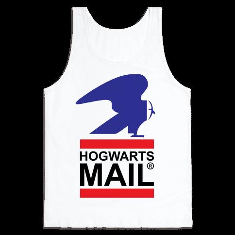 Hogwarts Mail Tank Top