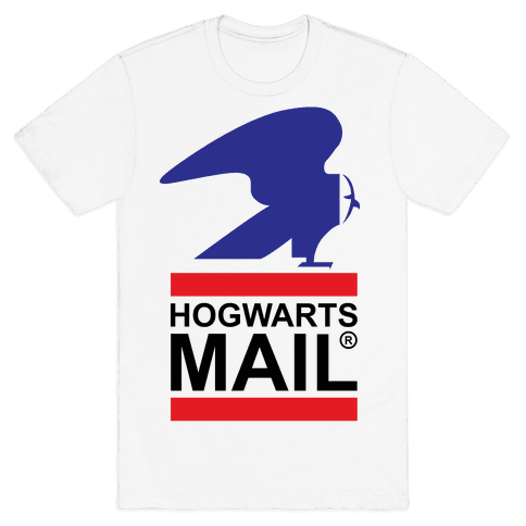 Hogwarts Mail Mens T-Shirt