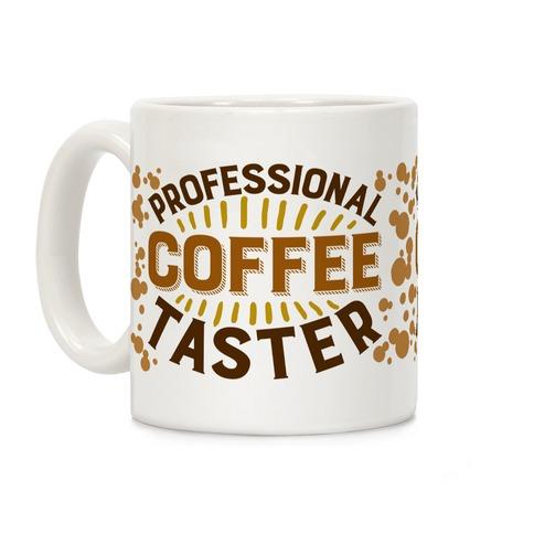 Professional Coffee Taster Coffee Mug