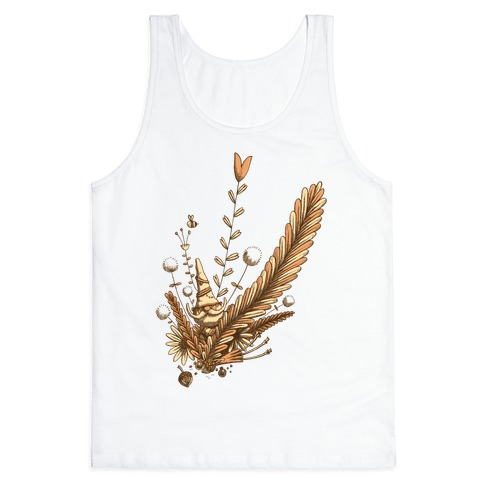 Forest Gnome Tank Top