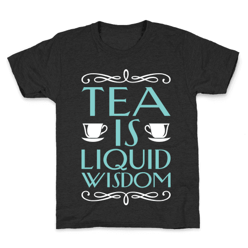 Liquid Wisdom Kids T-Shirt