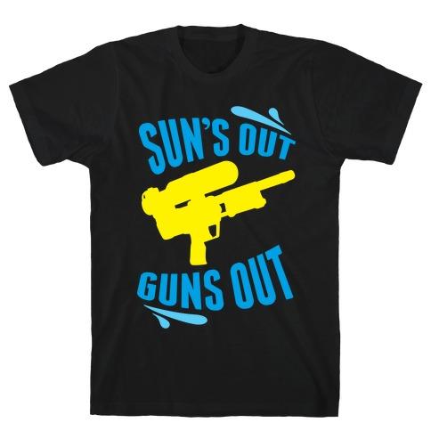 Suns Out, Guns Out T-Shirt