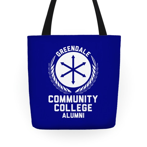 Greendale Community College Alumni Tote