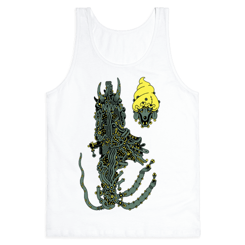 Canine Mutation Tank Top