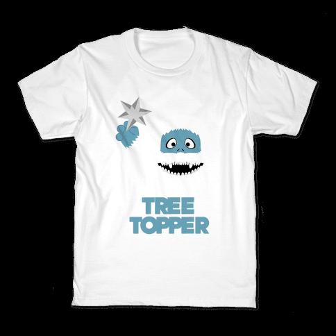 The Tree Topper Kids T-Shirt