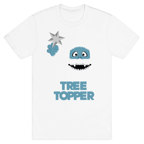 The Tree Topper Mens T-Shirt