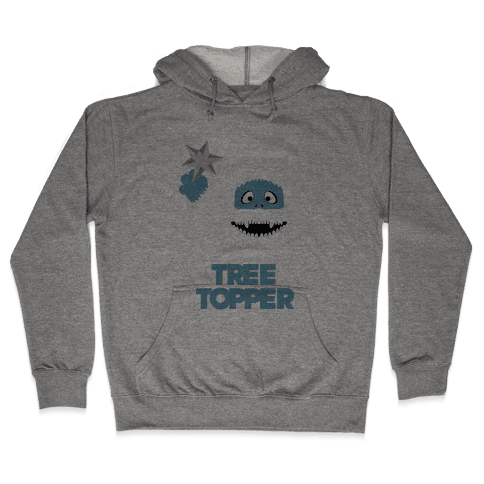 The Tree Topper Hooded Sweatshirt