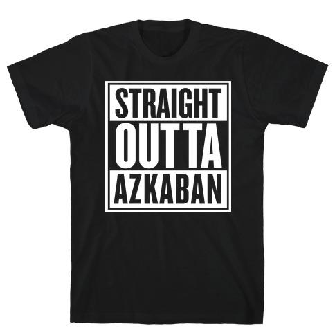 Straight Outta Azkaban T-Shirt