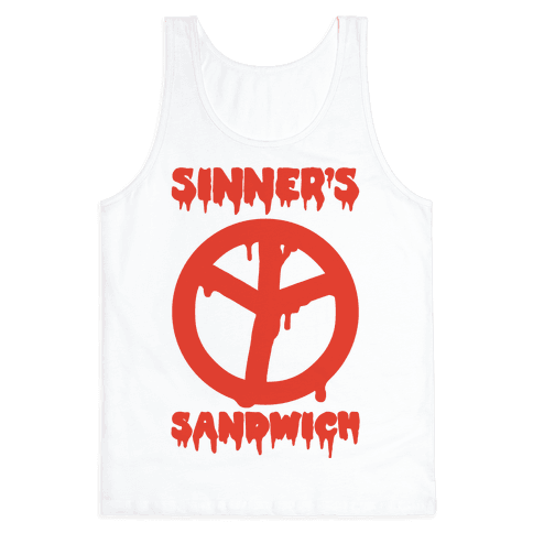 Sinner's Sandwich Tank Top