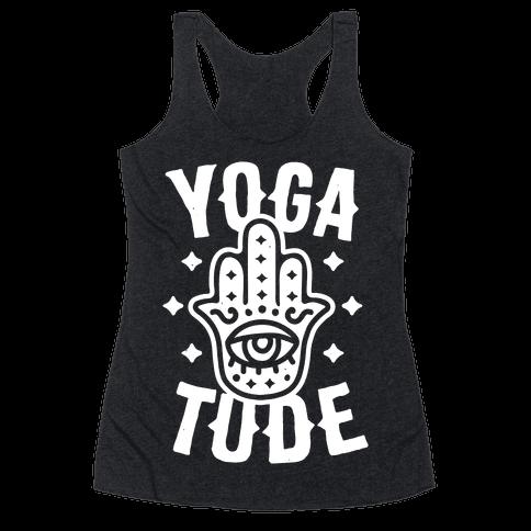 Yogatude Racerback Tank Top