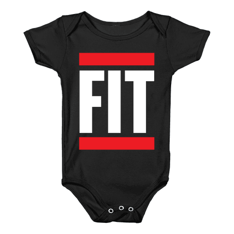 Fit Baby Onesy