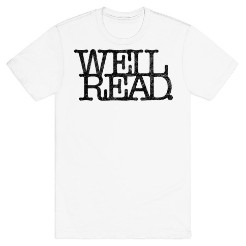 Well Read T-Shirt