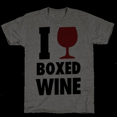 I Love Boxed Wine