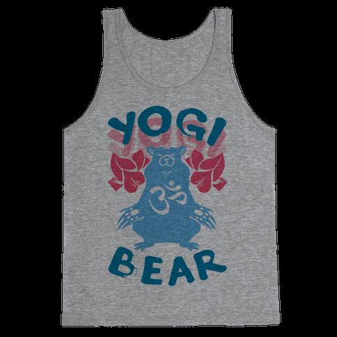 Yogi Bear Tank Top