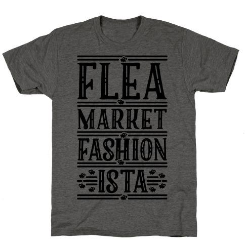 Flea Market Fashionista T-Shirt