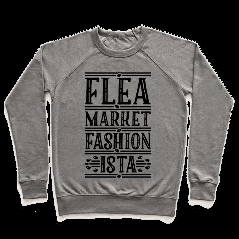 Flea Market Fashionista Pullover
