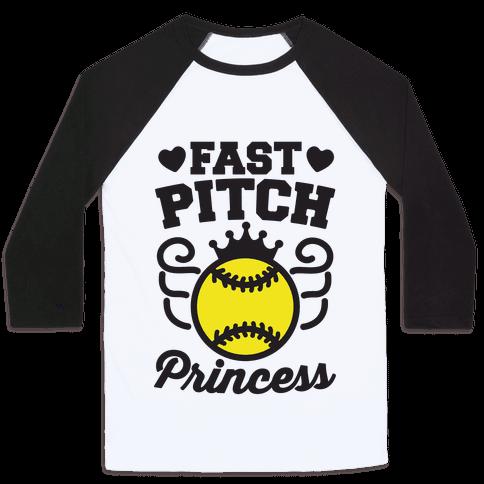 Fast Pitch Princess