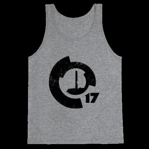 City 17 Tank Top
