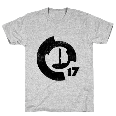 City 17 Mens T-Shirt