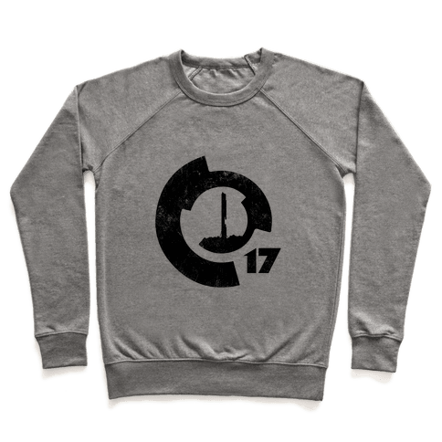 City 17 Pullover