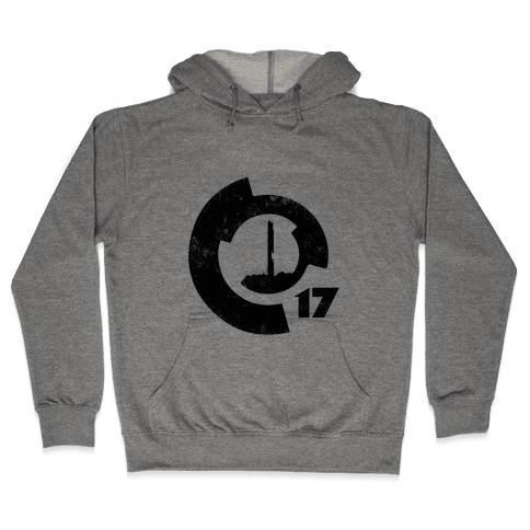 City 17 Hooded Sweatshirt