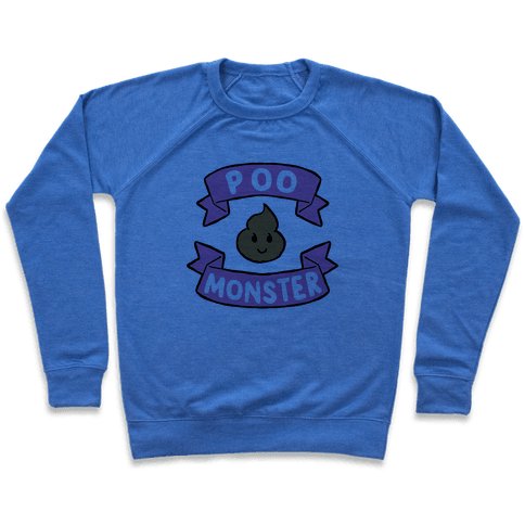 Poo Monster Pullover