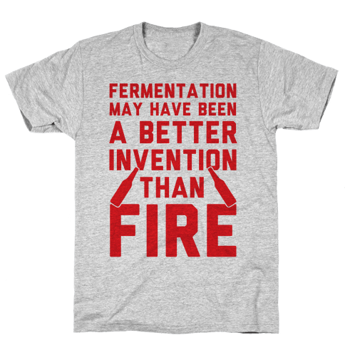 Fermentation May Have Been A Better Invention Than Fire