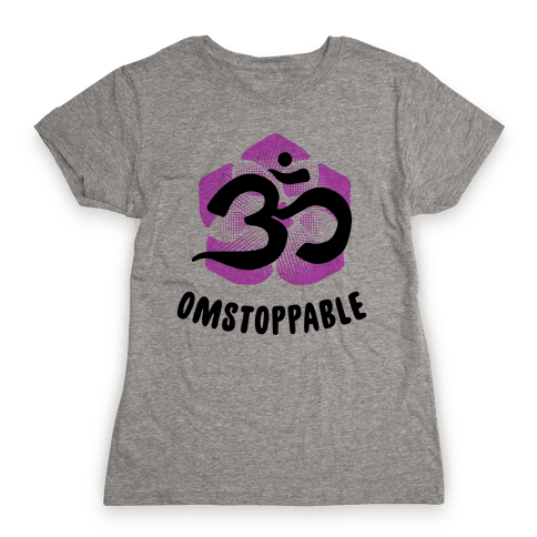 Omstoppable Womens T-Shirt