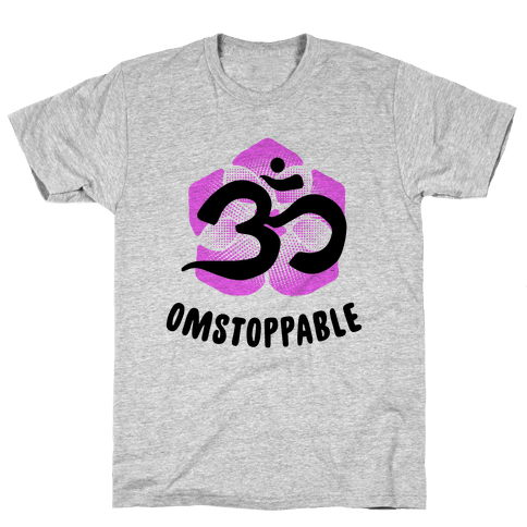 Omstoppable Mens T-Shirt