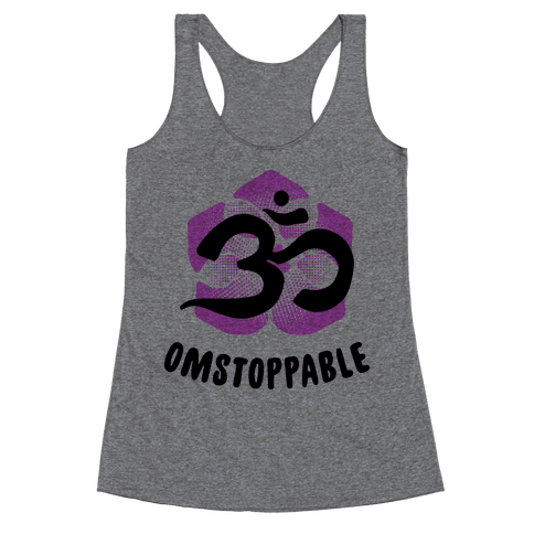 Omstoppable Racerback Tank Top