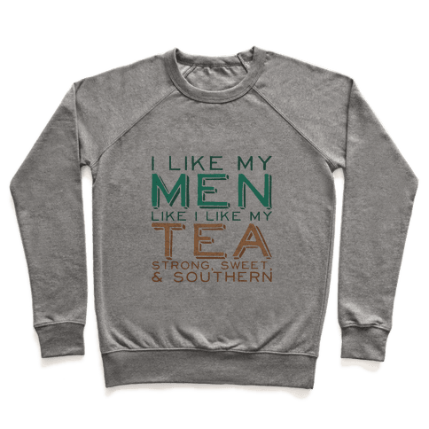 Southern Men Tank Pullover