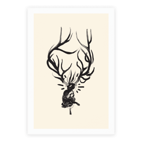 A Jackalope's Lullaby