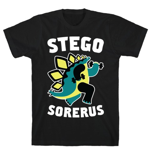 Stego-sore-rus T-Shirt