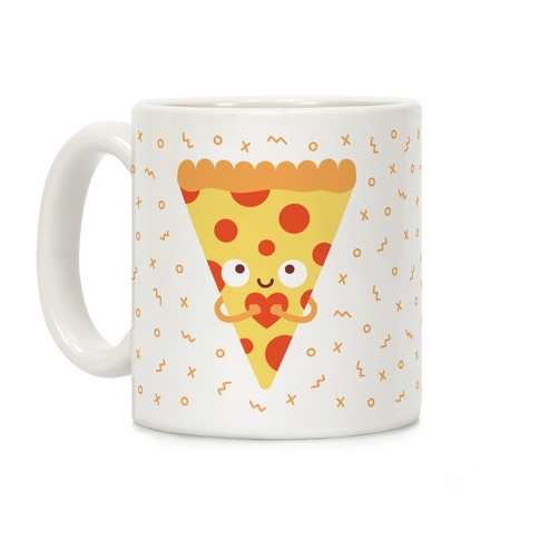 Pizza My Heart Coffee Mug